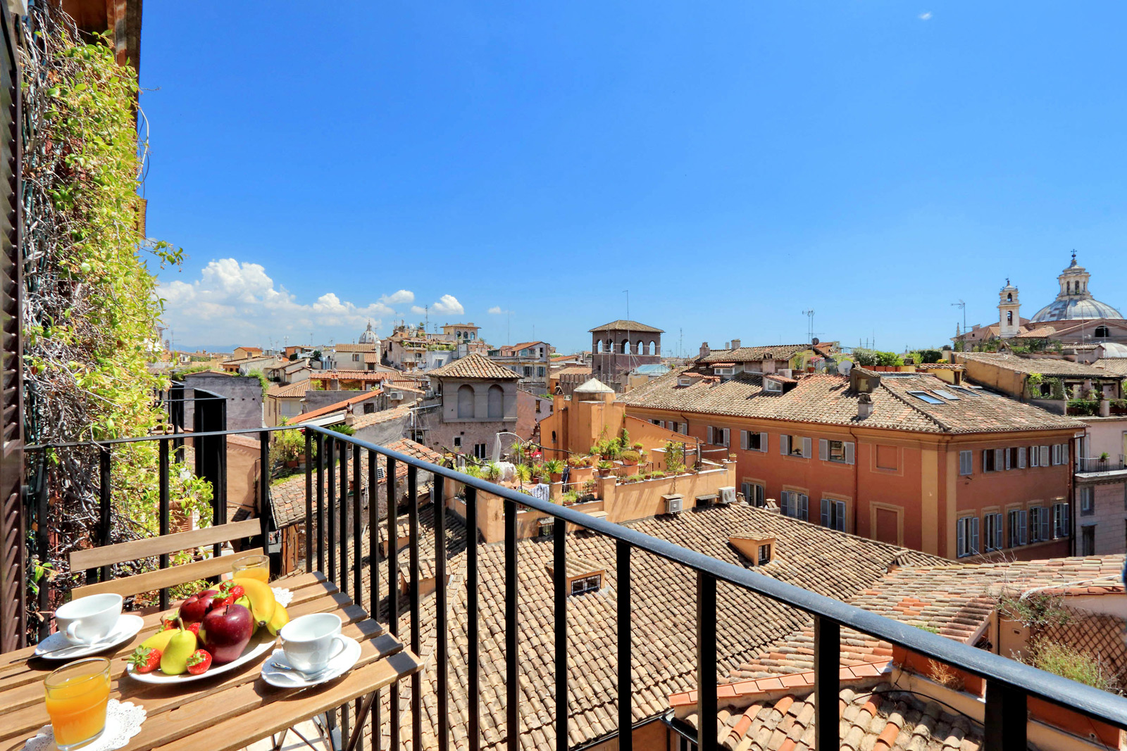 Photogallery – ENG – B&B Terrazze Navona Roma | Bed and breakfast al ...