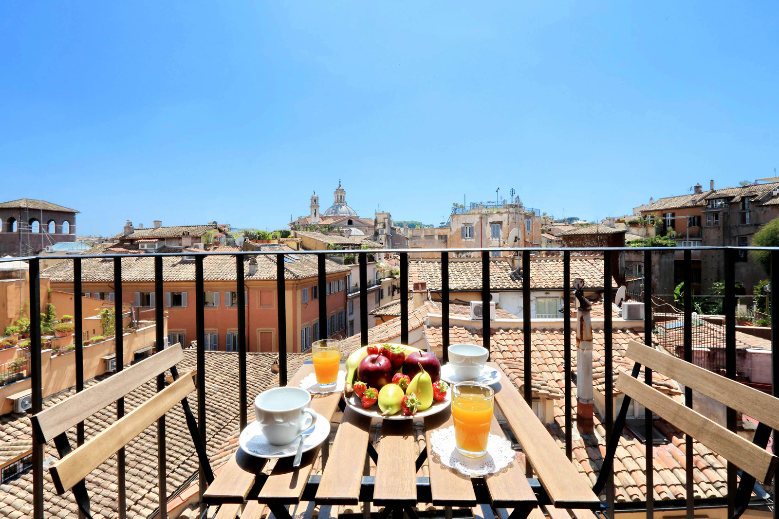 Fotogallerie – B&B Terrazze Navona Roma | Bed and breakfast al ...