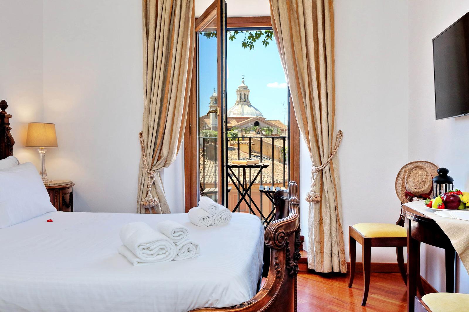 Terrazze Navona | Deluxe Room