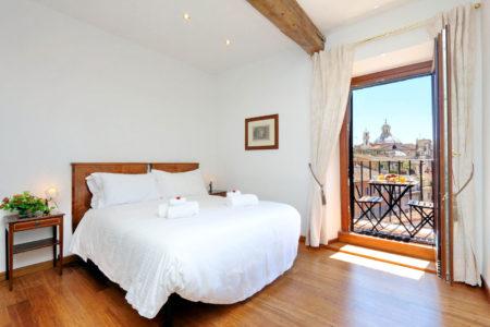 Terrazze Navona - Deluxe Room with Balcony