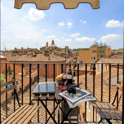 B B Terrazze Navona Roma Bed And Breakfast Al Centro Di Roma